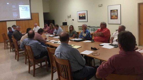 Florida Processed Orange Advisory Board meeting