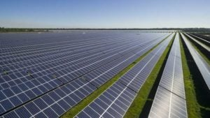 Are There Bright Futures in Solar Farming?