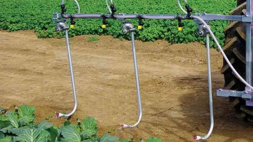 4 Ways to Lower Herbicide, Pesticide Drift Risk