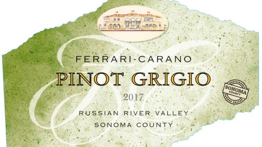 New Wine Label for Sonoma Sustainability