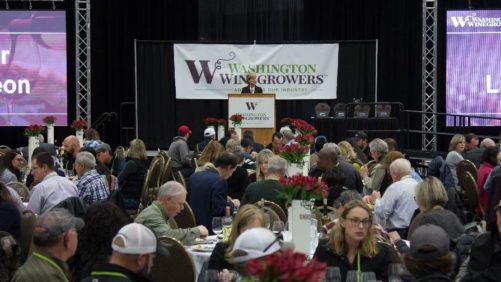 Washington Winegrowers Honor Industry Leaders