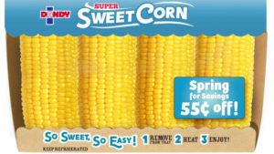 Fresh Exposure for Duda's New Super Sweet Corn Line
